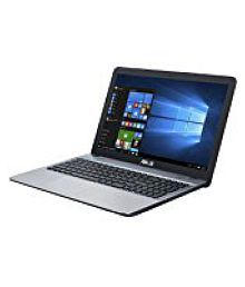 Asus A Series X541NA - G0125 Notebook Intel Pentium 4 GB 39.62cm(15.6) DOS Not Applicable SILVER