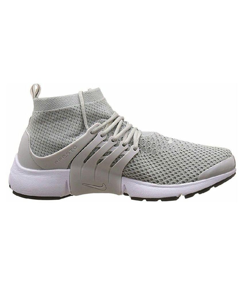cfc69b0075 Nike Air Presto Grey Running Shoes Nike Air Presto Grey Running Shoes ...