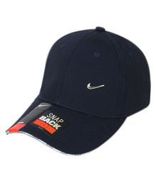 Quick View. ILU Blue Embellished Nike Cotton Caps aca60e91f22