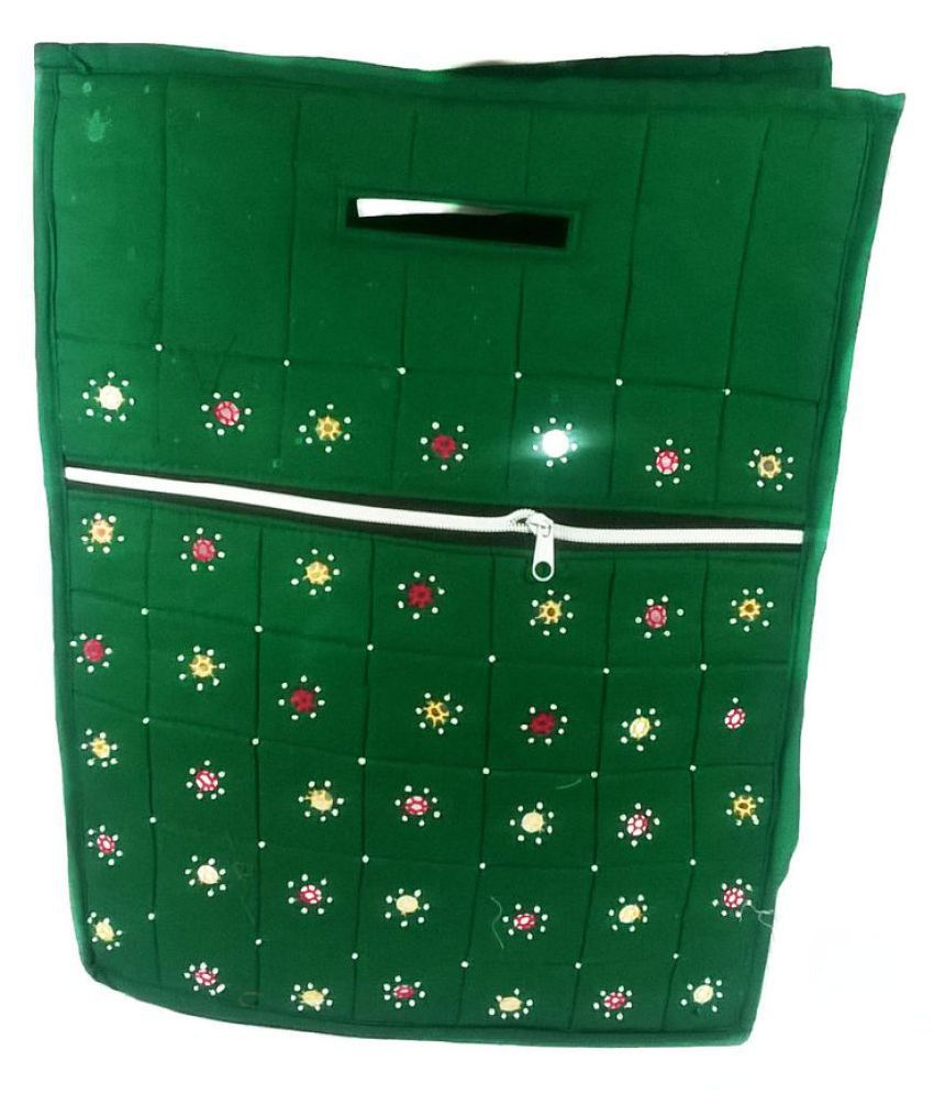 Irin Green Shopping Bags - 1 Pc
