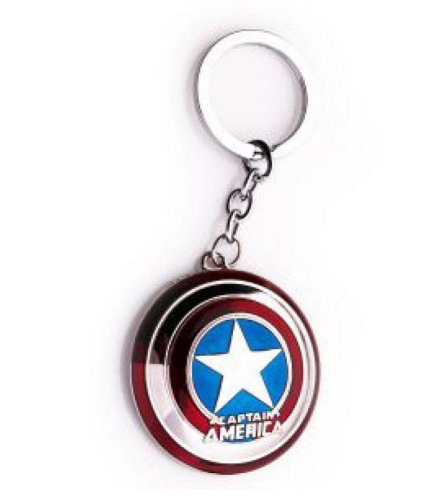 captain america new shield keychain