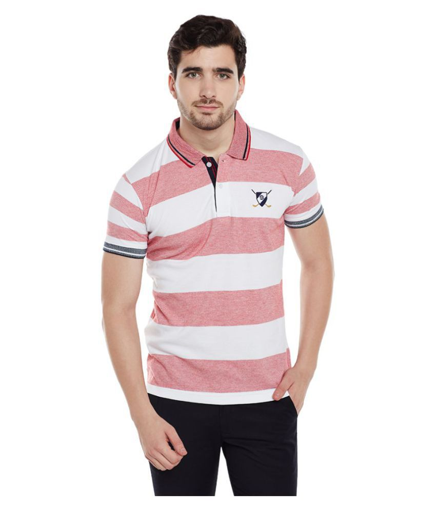 Duke Red V-Neck T-Shirt