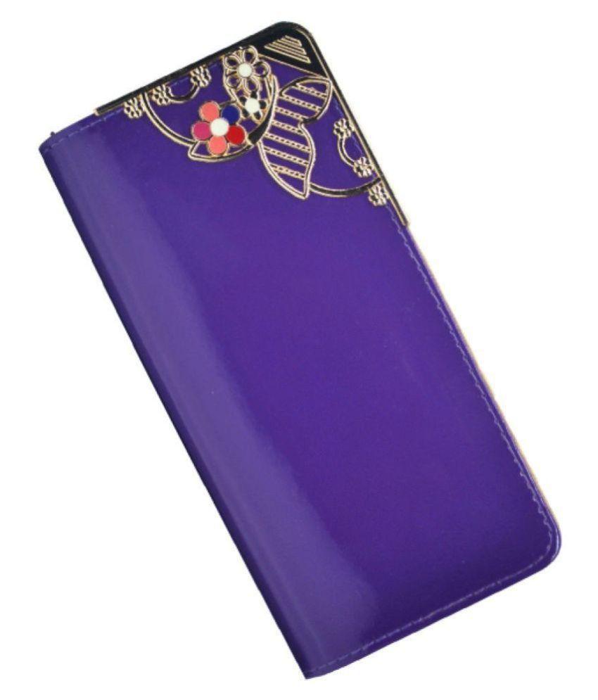K-ONLY Purple Wallet