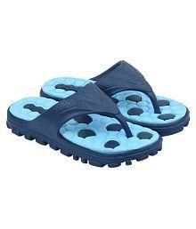 JPS Traders Slip On Slippers For Men/Boys Blue Daily Slippers