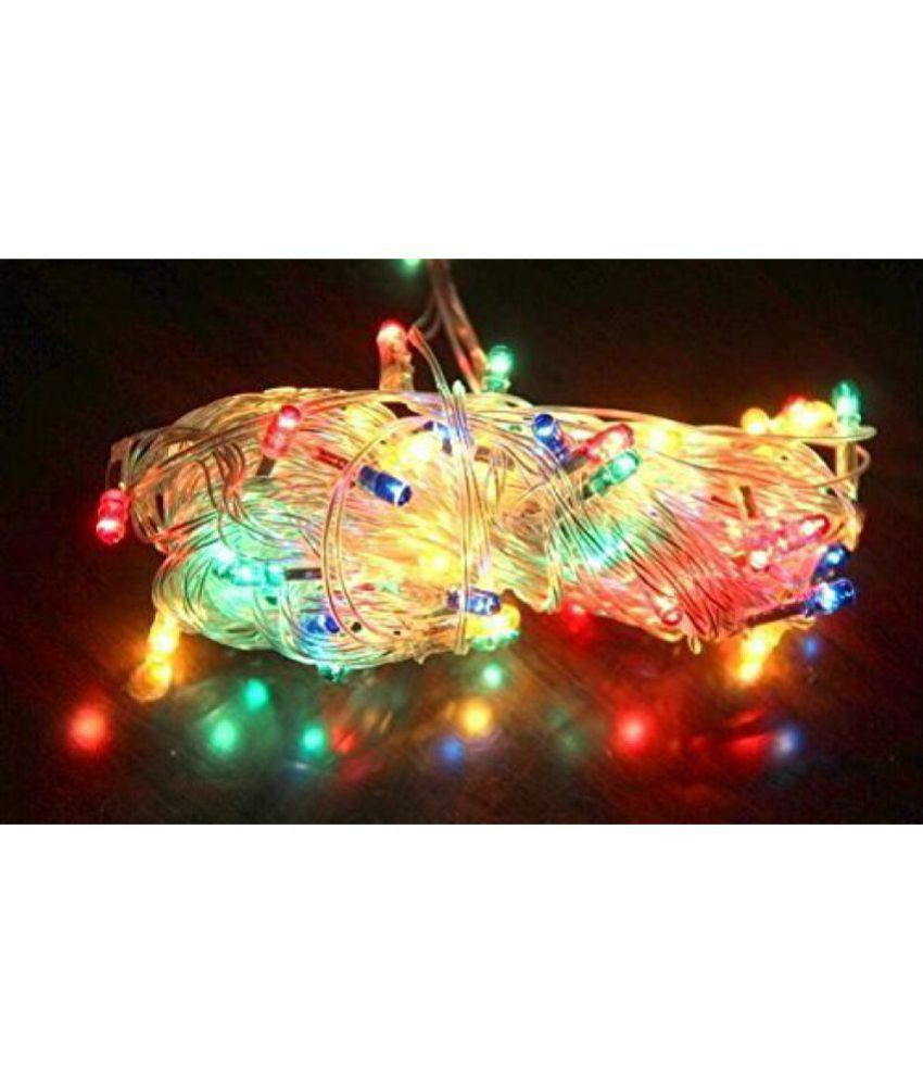 Ascension Multi LED String Light 4 Meter   Pack of 1