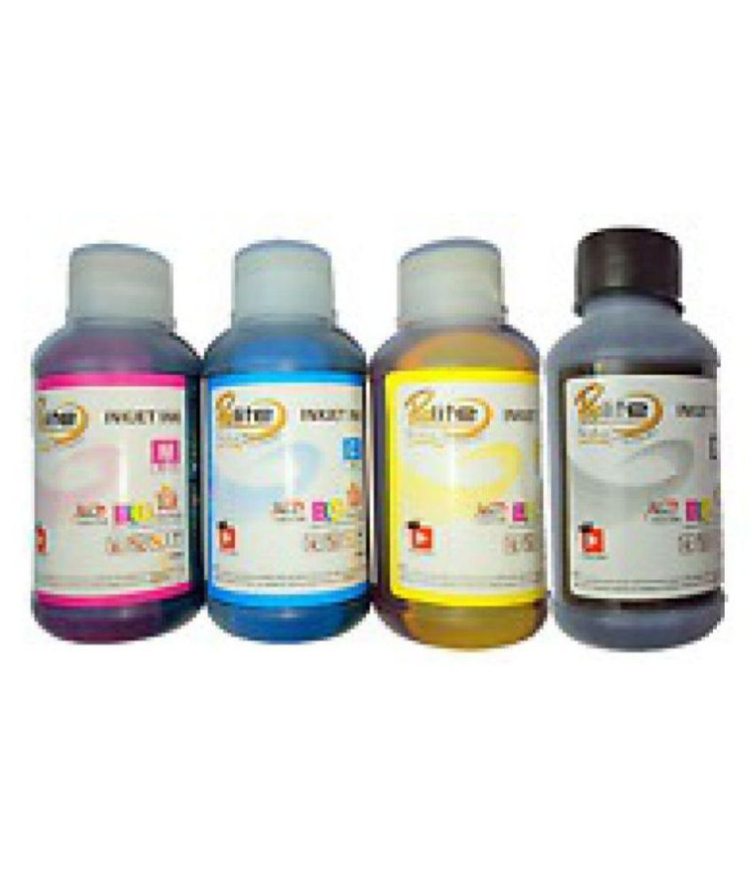 PRODOT MULTICOLOUR INKJET INK   SET OF 4