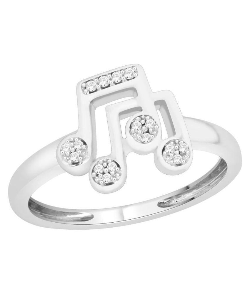 Arina Jewellery 92.5 Silver Ring