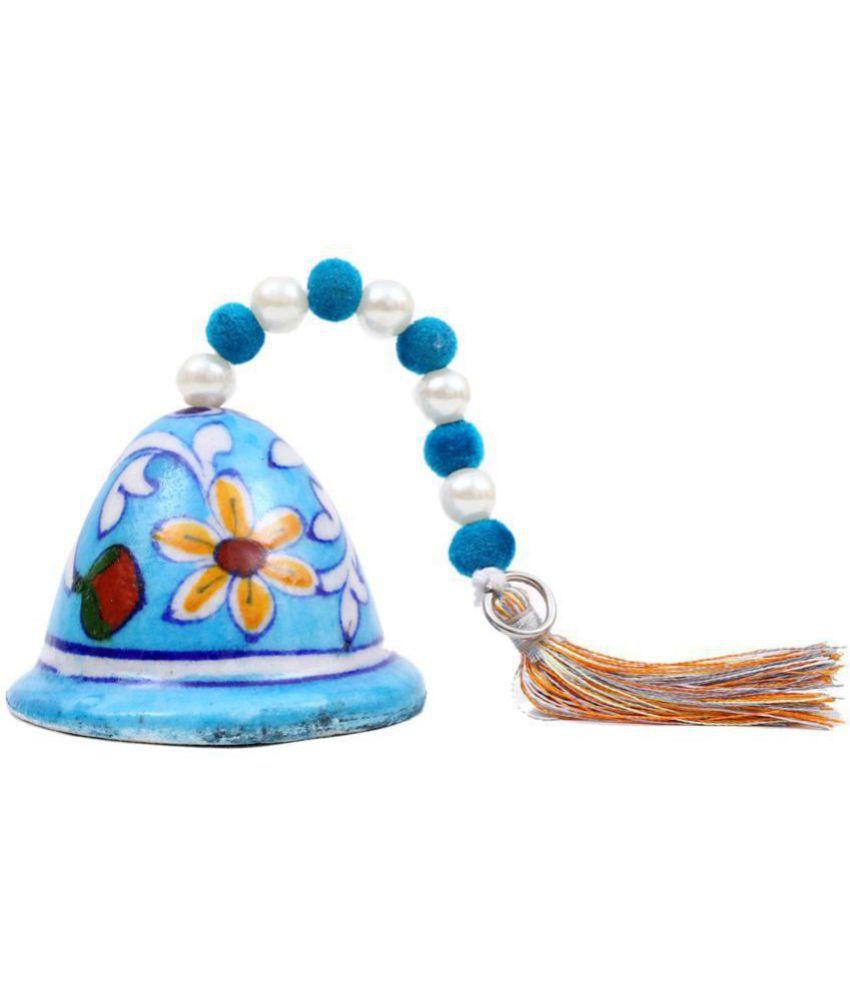Creative Crafts Blue Ceramic Imitation Antiques 6 - Pack of 1