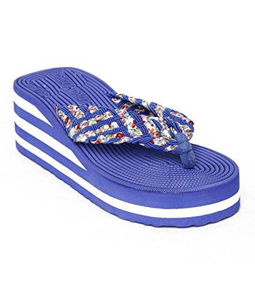 Vaniya Shoes Blue Slippers cost cheap price marketable sale online outlet for sale free shipping best sale prices sale online gbF4x3E