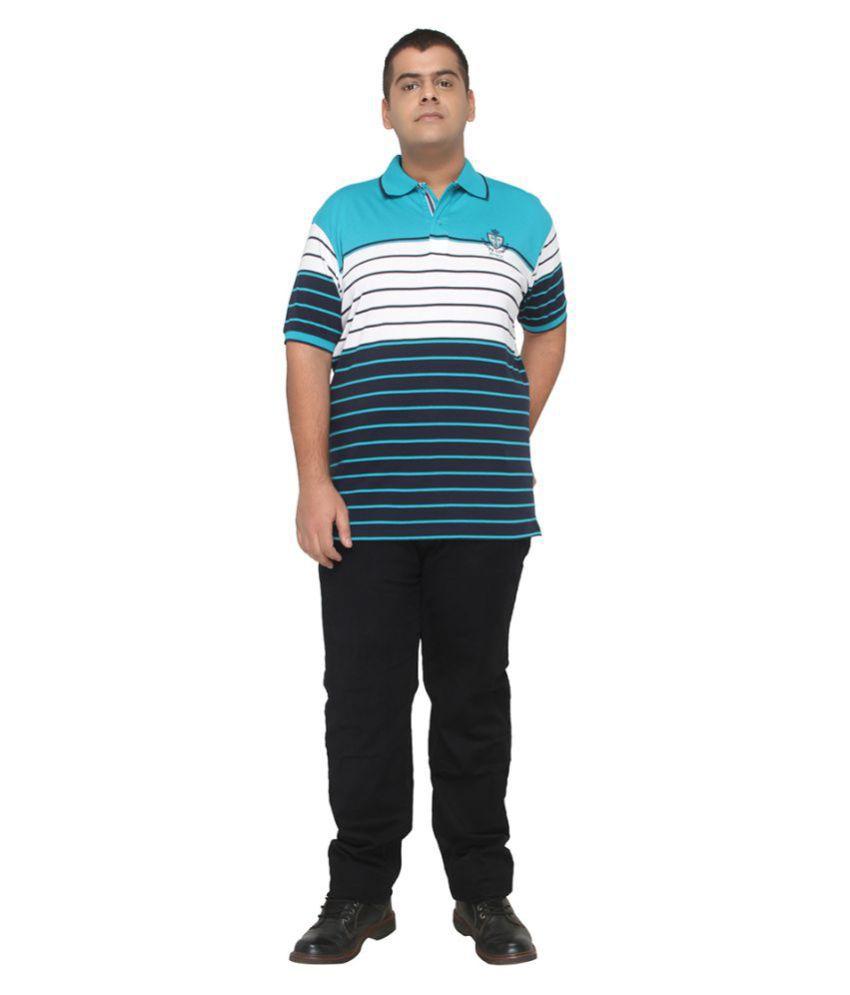 XMEX Green Round T-Shirt