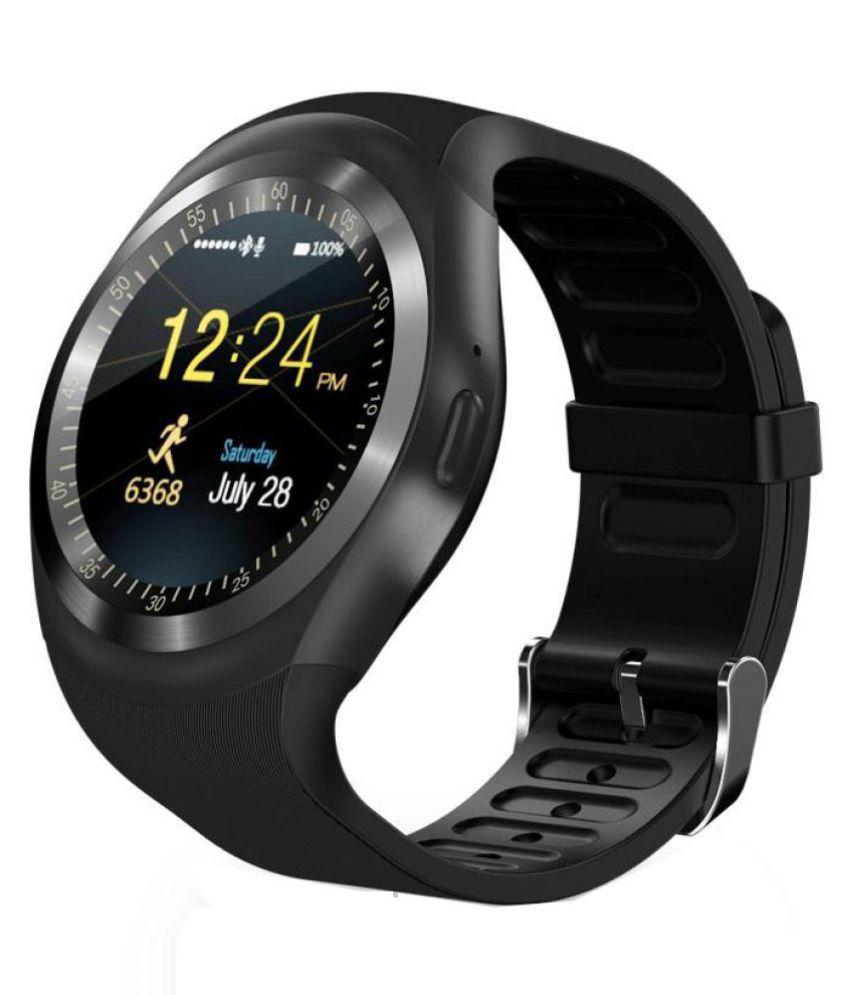 JIKRA Intex Aqua Strong 5.1   Smart Watches