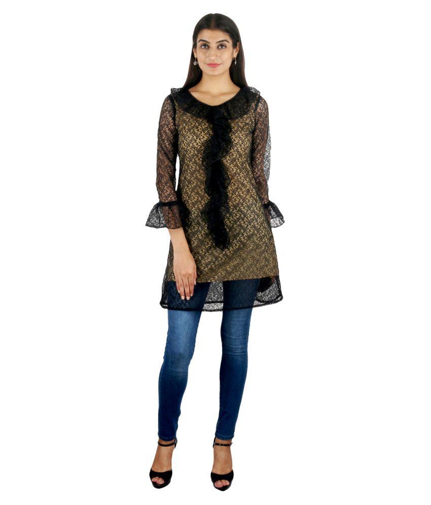STakriti1 Net Dresses
