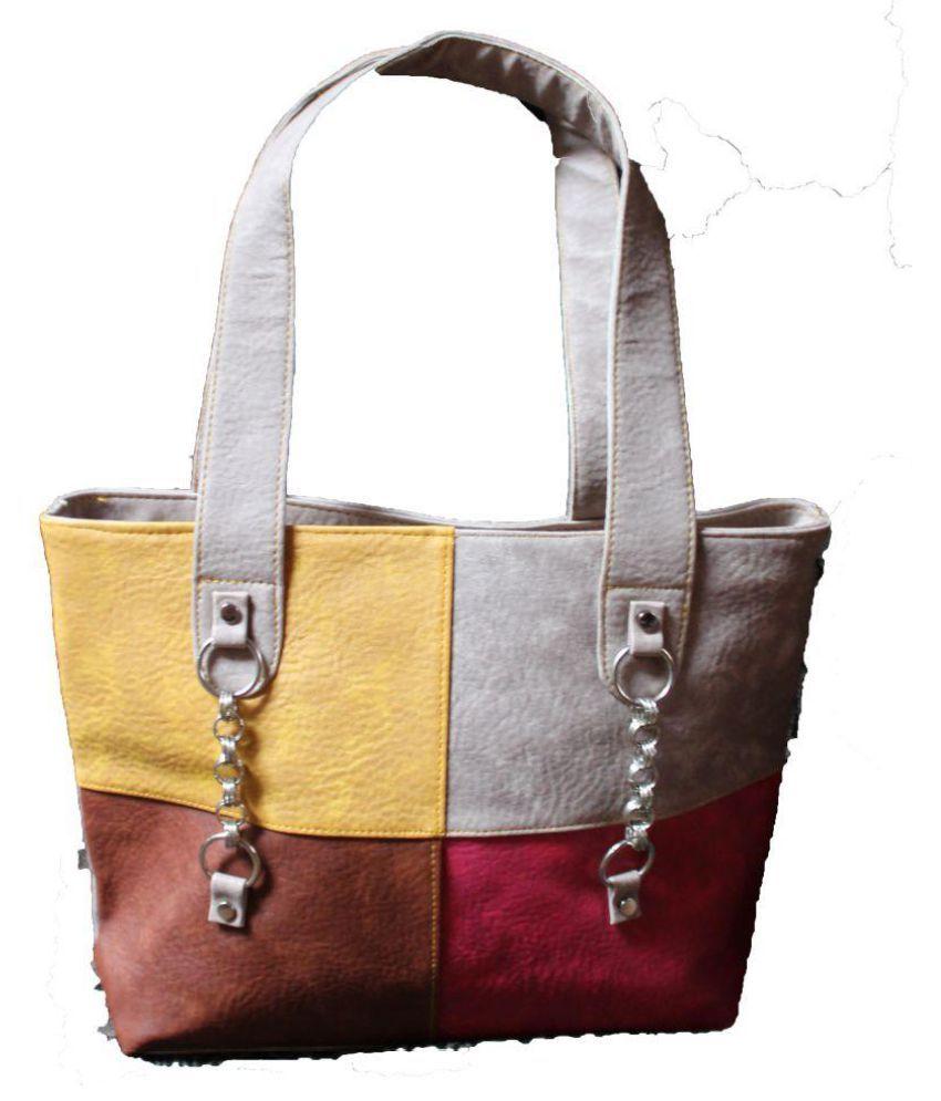 Wonder Star Multi P.U. Shoulder Bag