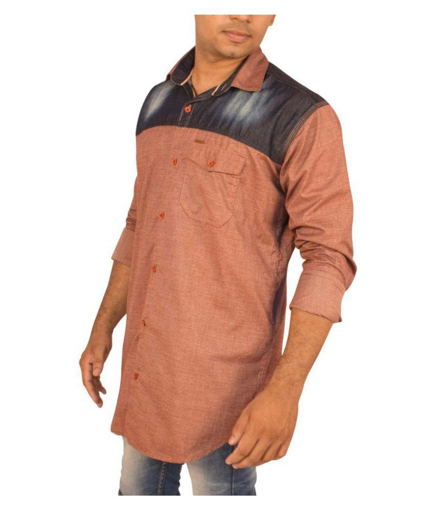 Reedhook Multi Casual Regular Fit Shirt