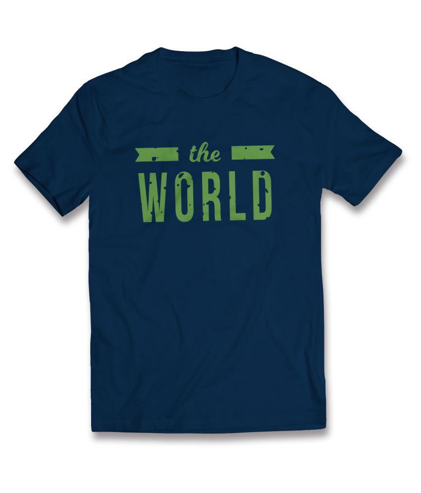 Harpy Blue Round T-Shirt