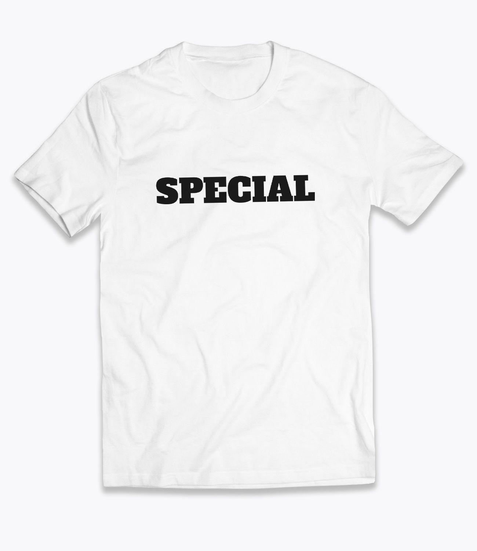 Harpy White Round T-Shirt