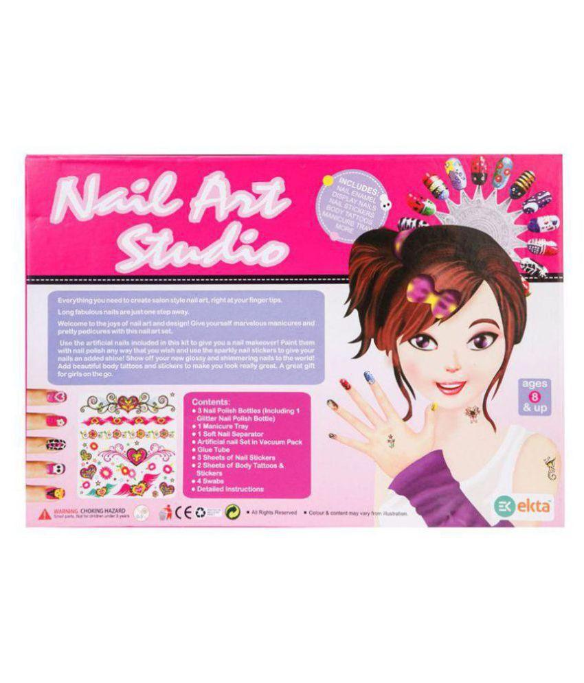 Ekta Nail Art Studio - Buy Ekta Nail Art Studio Online at Low Price ...