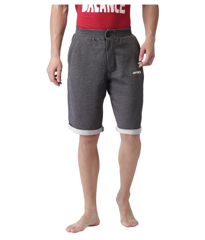 2GO Grey Shorts