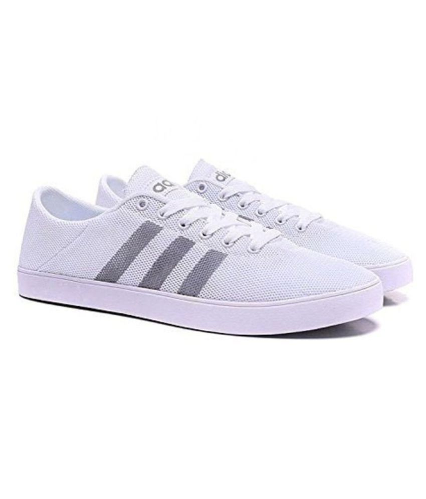 lowest price e9621 4633e Asumer Adidas Neo 1 Skateboard Sneakers White Casual Shoes - Buy Asumer Adidas  Neo 1 Skateboard Sneakers White Casual Shoes Online at Best Prices in India  ...