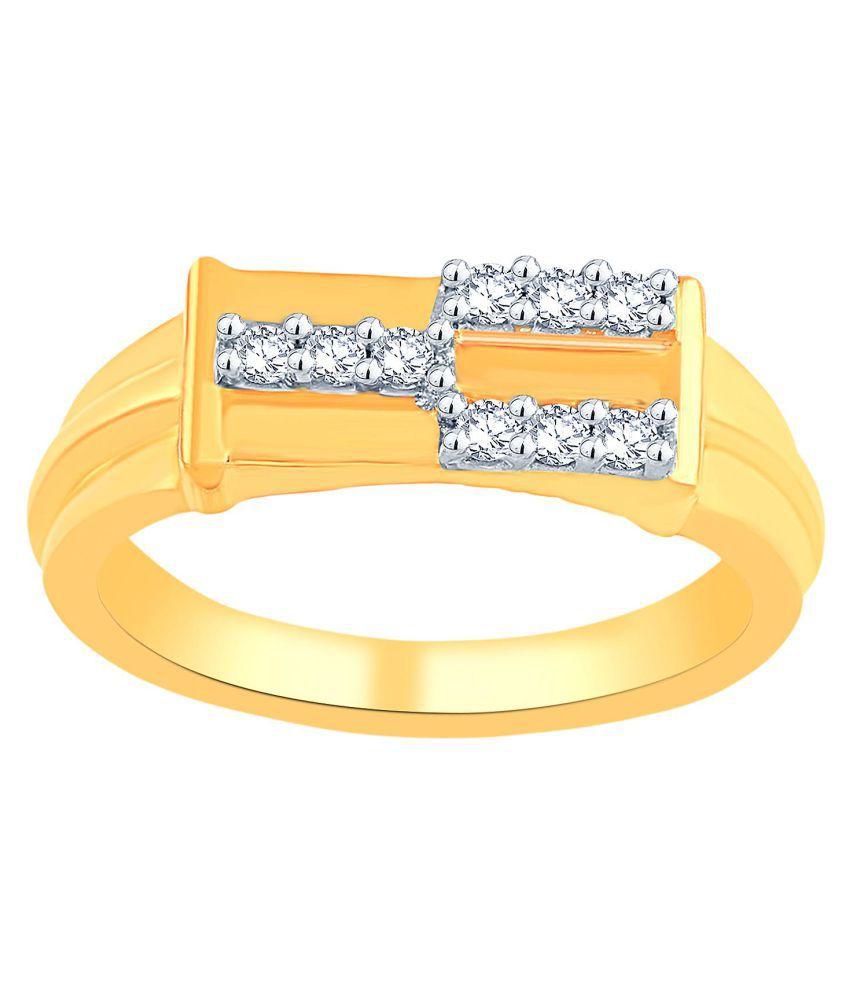 MenZ 18k Gold Ring