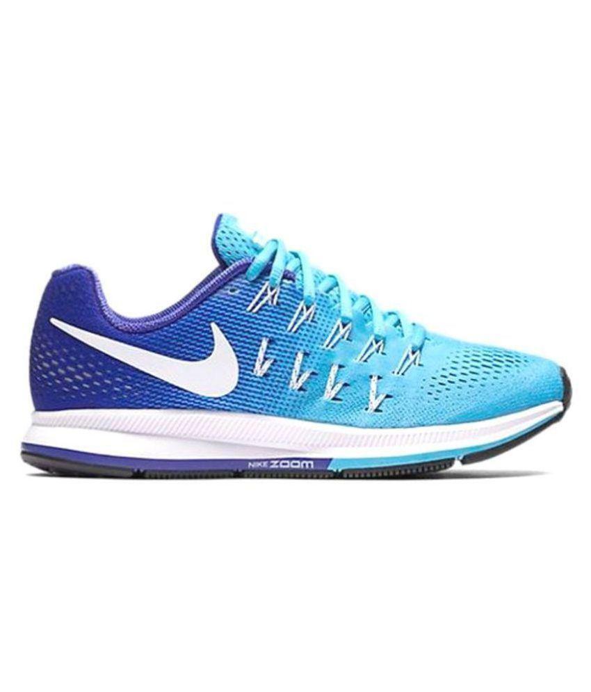 official photos 2ed1b b60c5 Nike Pegasus 33 Sky Blue Running Shoes