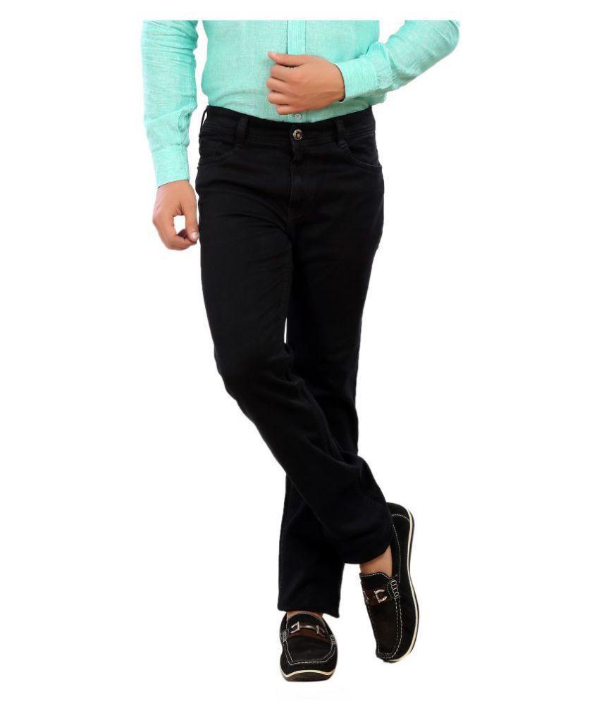 Carrie Jeans Black Slim Jeans