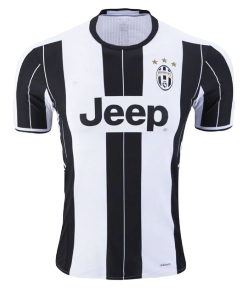 Juventus Multi Polyester Football Jersey