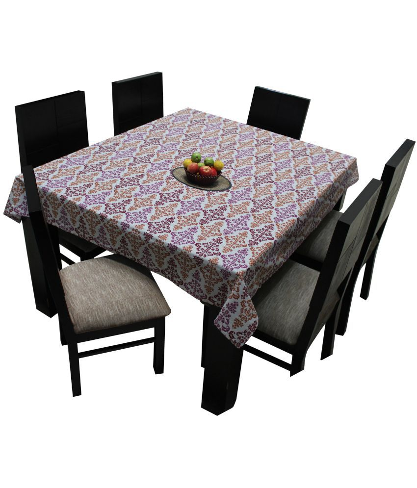 Airwill 6 Seater Cotton Single Table Covers