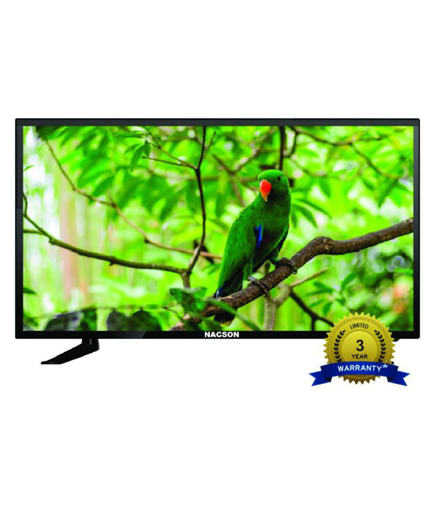 Nacson NS2616 60 cm ( 24 ) HD Ready (HDR) LED Television With 1+2 Year Extended Warranty