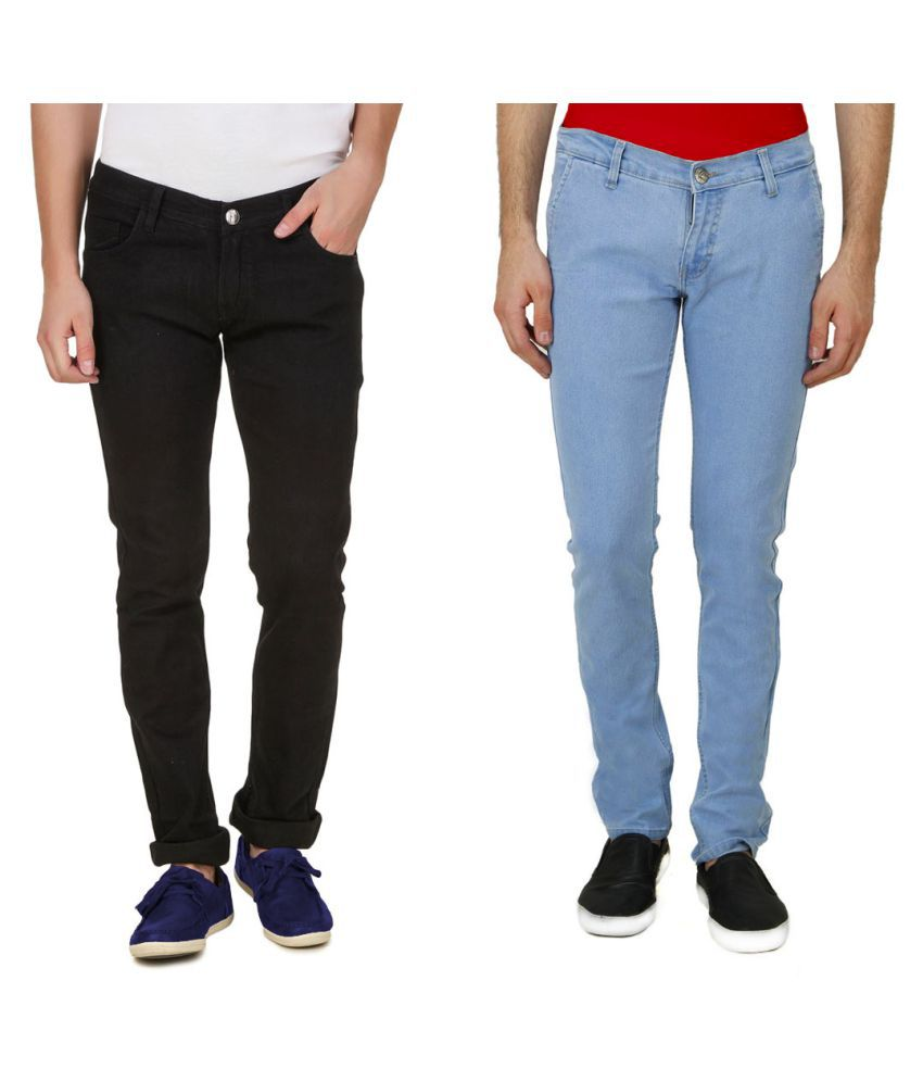 5ACE Multi Slim Jeans