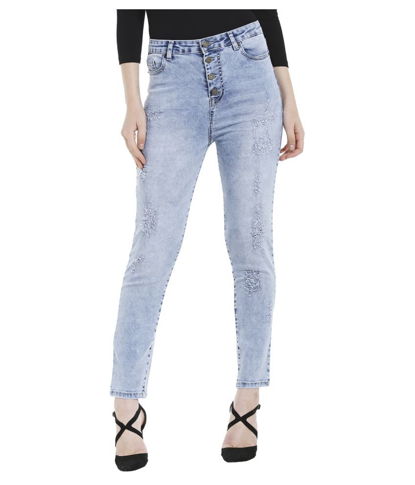 Tarama Cotton Jeans