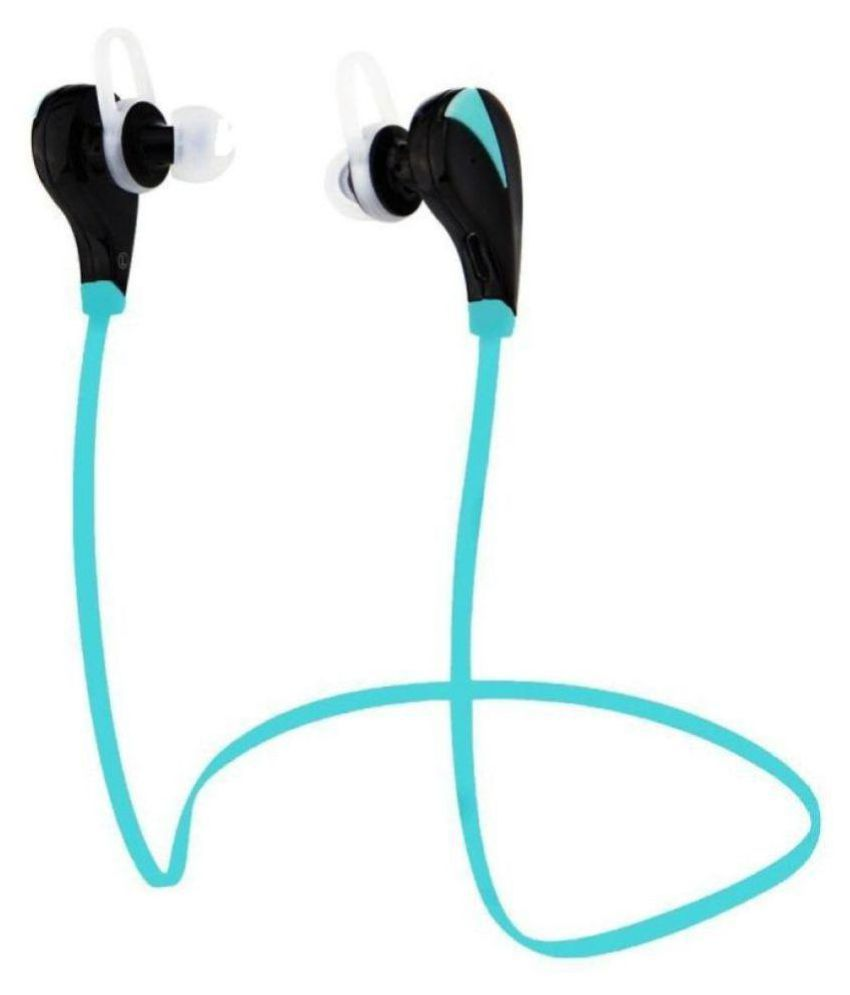 Battlestar Wireless Bluetooth Headphone Blue