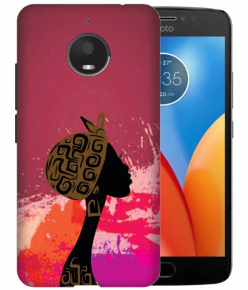 Motorola E4 Plus 3D Back Covers By Printland