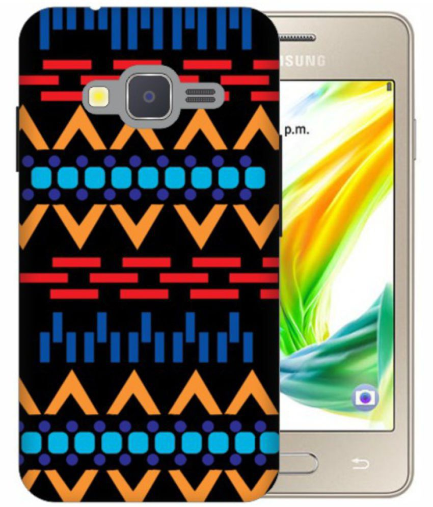 Samsung Z2 3D Back Covers By Printland