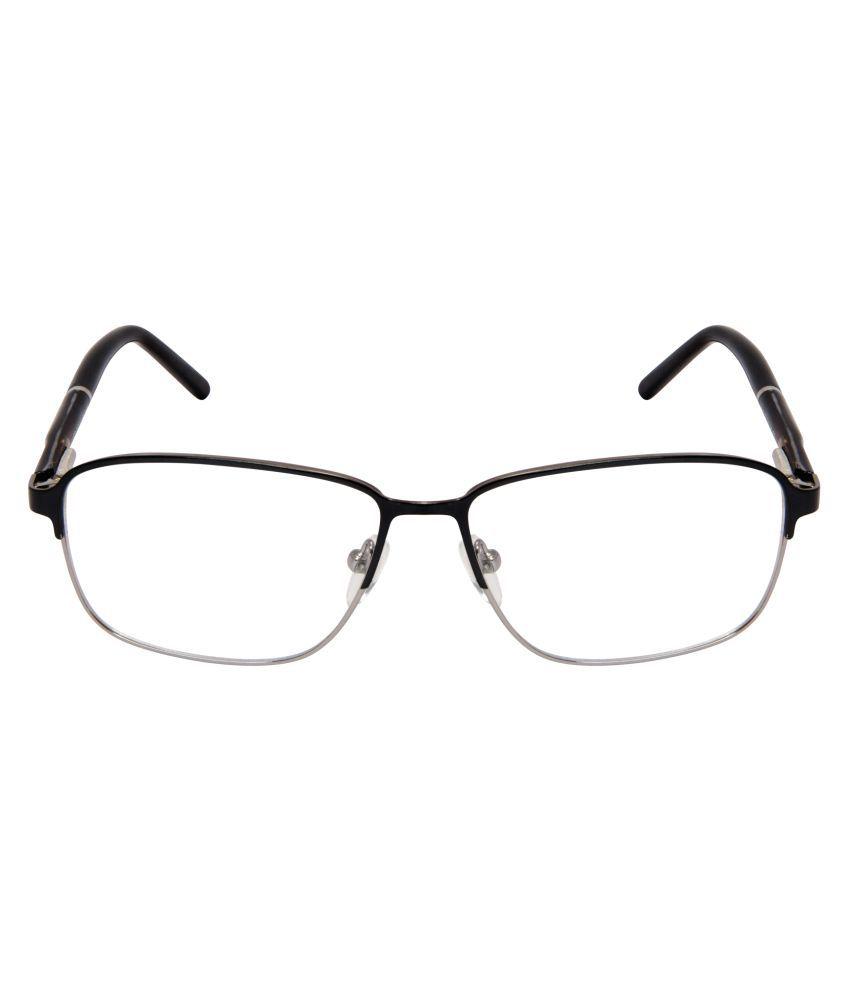 8cf80a282e0 David Blake Brown Rectangle Spectacle Frame 6540 - Buy David Blake ...