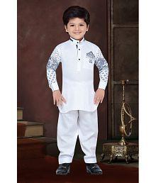 AJ Dezines Kids Pathani Suit for Boys