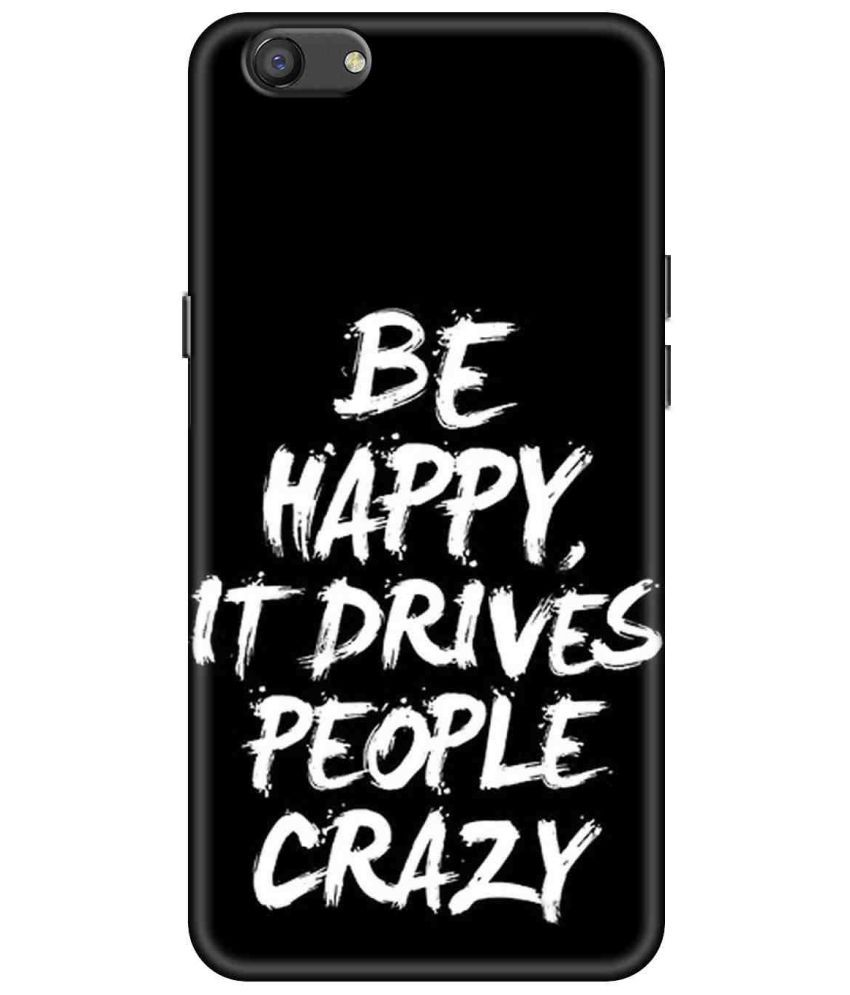 Oppo A77 Printed Cover By SWAGMYCASE