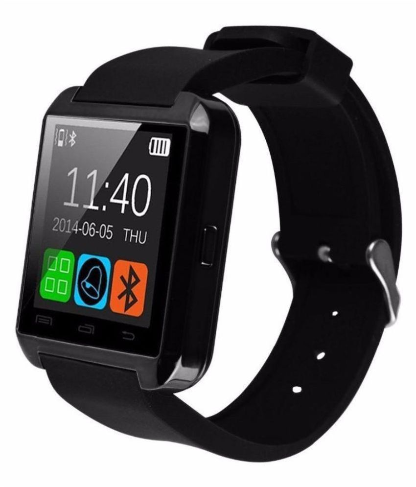 Mobile Link U8 Smartwatch suitable  for Mi5 Smart Watches