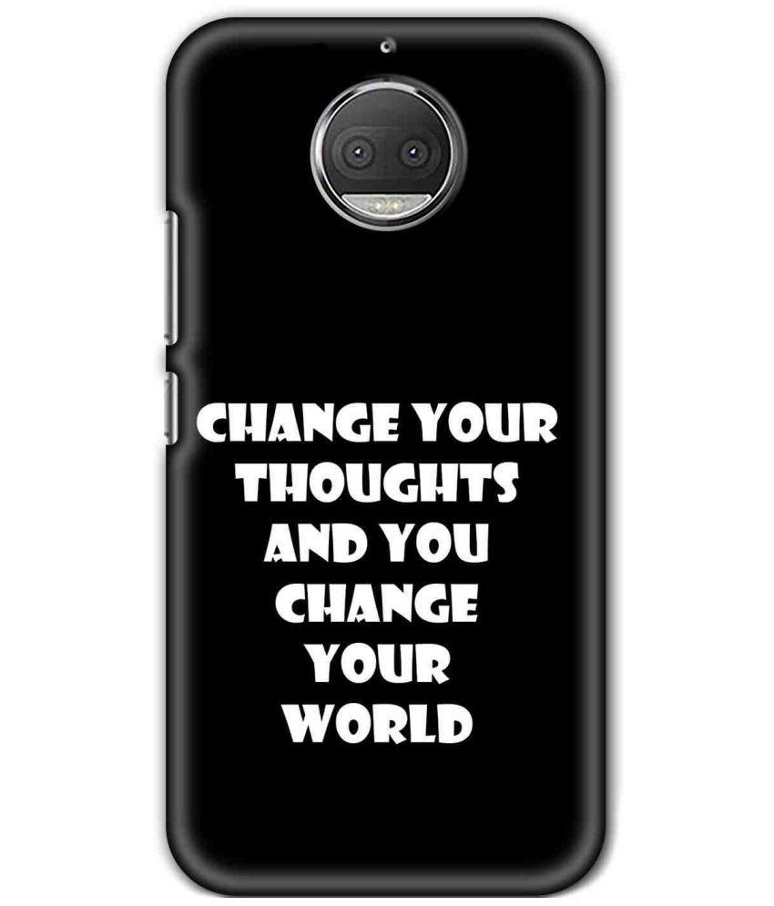 Motorola Moto G6 Plus Printed Cover By SWAGMYCASE