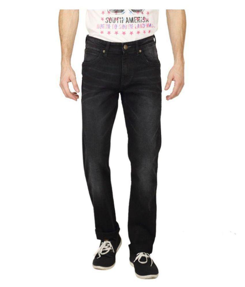 wranglar Black Slim Jeans