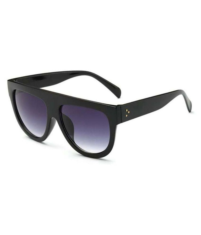 RazMaz Grey Oversized Sunglasses ( RZ2116 )