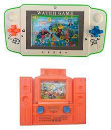 Indoor Kids Water Game (Pack of 2)