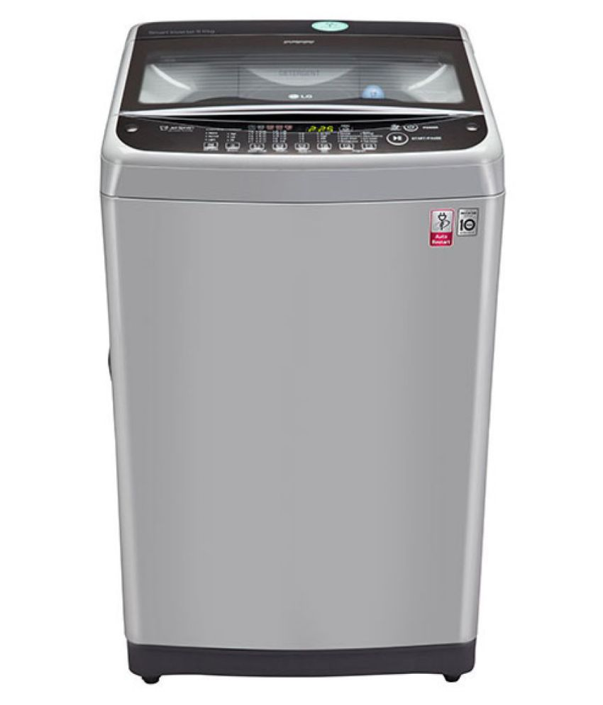LG 8 Kg T9077NEDL1 Fully Automatic Fully Automatic Top Load...