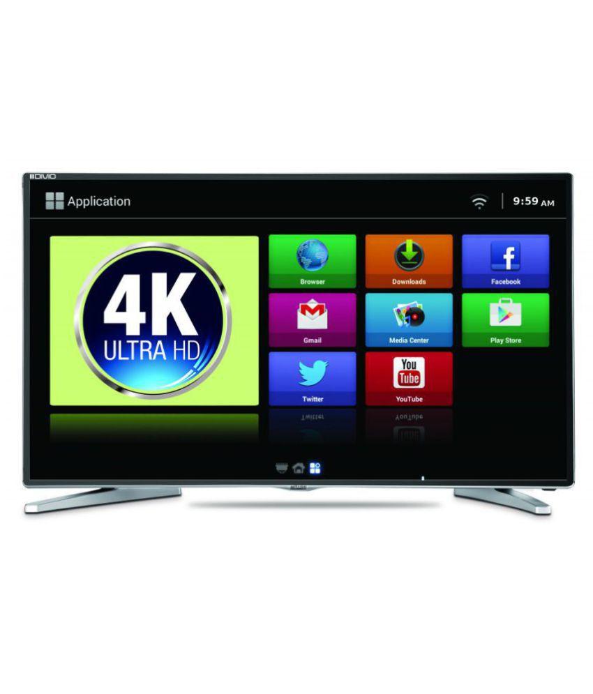 buy mitashi mide055v22 fs 137 5 cm 54 6 ultra hd 4k led television online at best price in. Black Bedroom Furniture Sets. Home Design Ideas