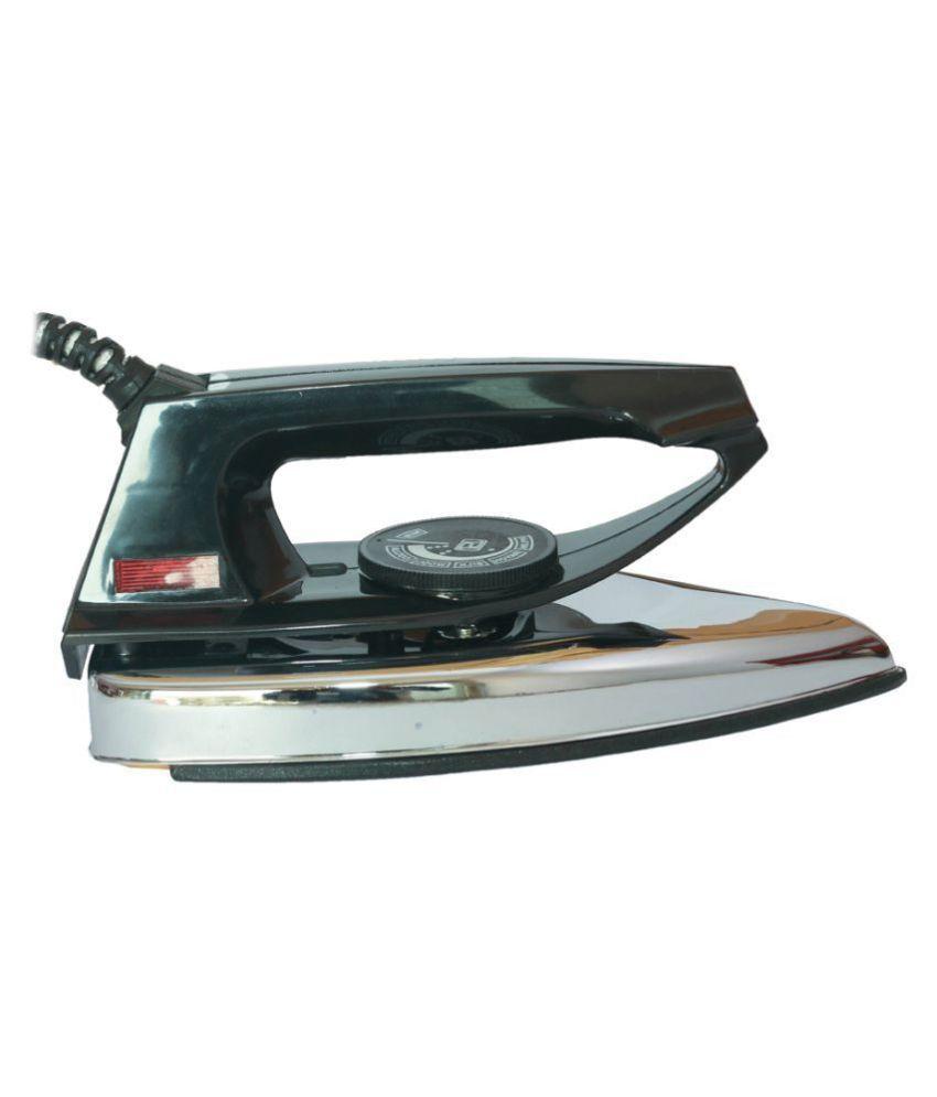 Aladdin Shoppers Gama 750W Light Weight Dry Iron Black
