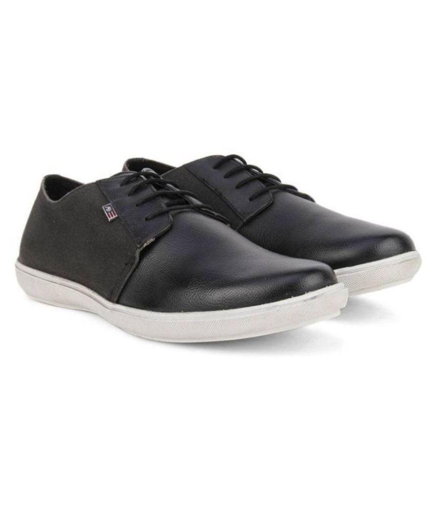 Arrow Black Casual Shoes - Buy Arrow