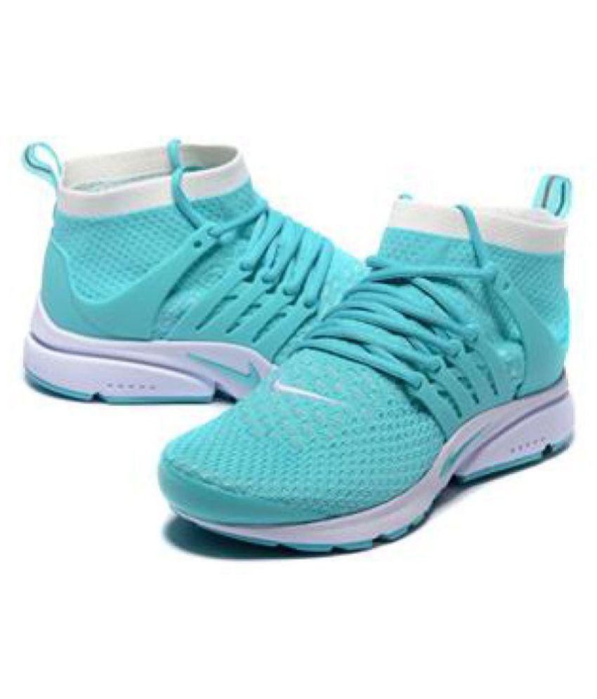 huge inventory various design pretty nice Nike AIR PRESTO ULTRA FLYKNIT Blue Running Shoes