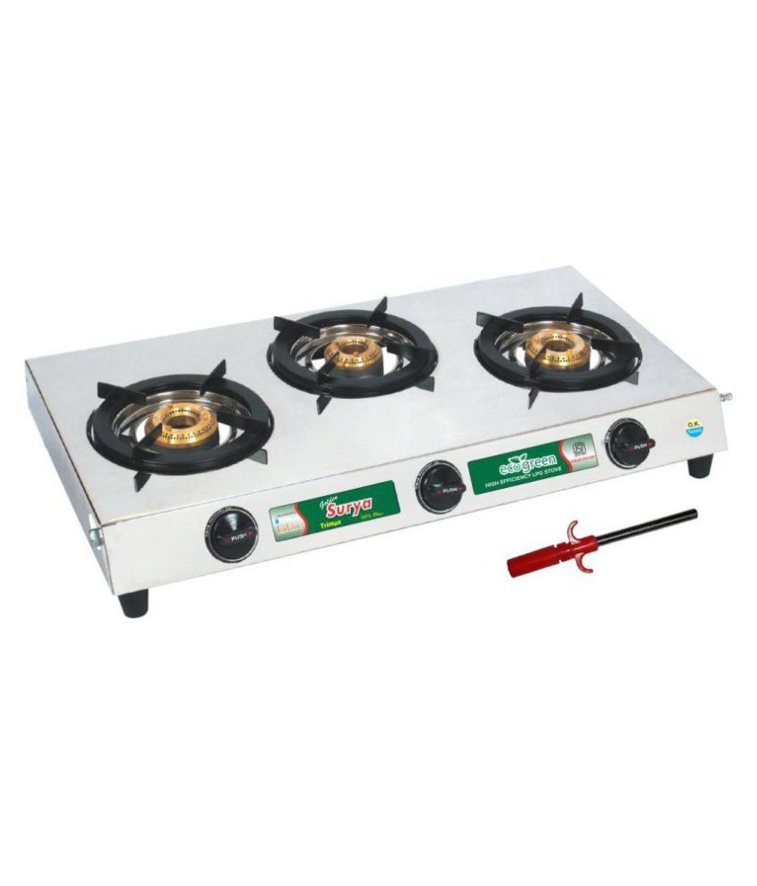 c97839c00 golden surya PNG-Trimax 3 Burner Manual Gas Stove Price in India - Buy  golden surya PNG-Trimax 3 Burner Manual Gas Stove Online on Snapdeal
