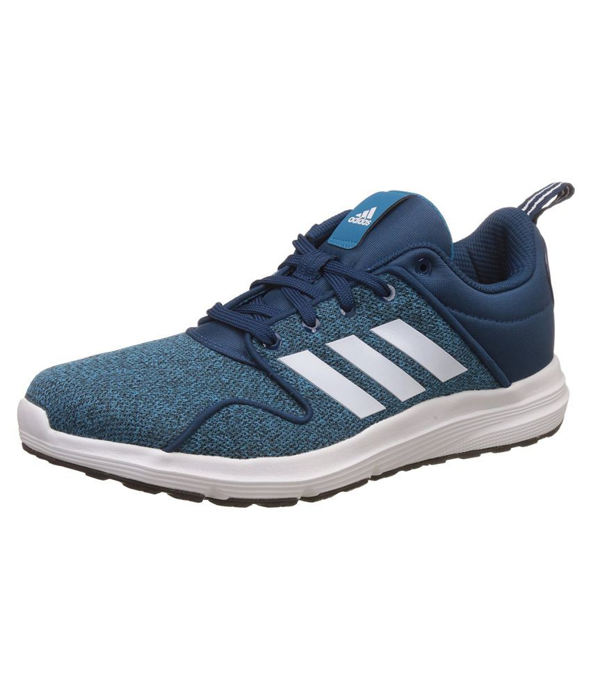 Adidas Toril 1.0 M Blue Running Shoes