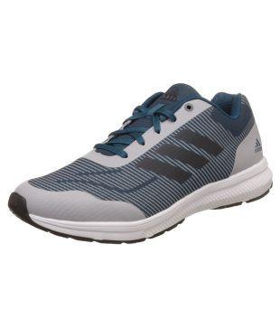 Adidas Raddis M Gray Running Shoes